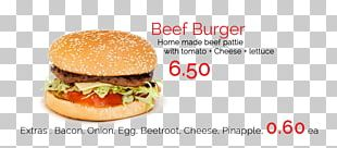Cheeseburger Whopper Fast Food McDonald's Big Mac Hamburger PNG