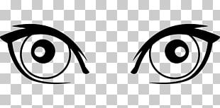 Cartoon Eye PNG