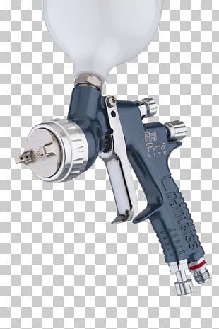 Spray Painting DeVilbiss Tekna 703517 ProLite Spray Gun Pistola De Pintura Окрасочный пистолет PNG