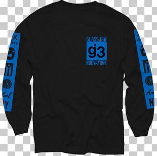 T-shirt Sleeve Hoodie Bad Brains PNG