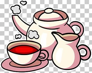 Teapot Coffee Cup Kettle PNG
