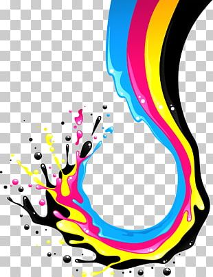 CMYK Color Model Stock Photography Illustration PNG