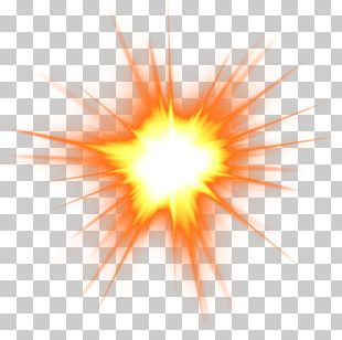 Explosion Flame Spark PNG