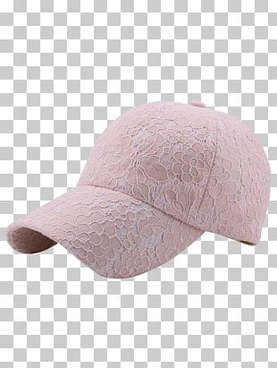 Baseball Cap Hat Lace Product Design PNG