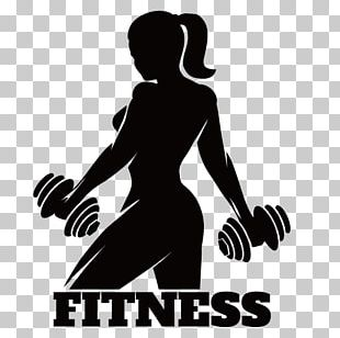 Fitness Centre Silhouette Physical Fitness PNG