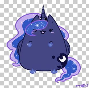 My Little Pony Pusheen Cat Twilight Sparkle PNG
