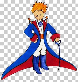 The Little Prince Musician Book PNG