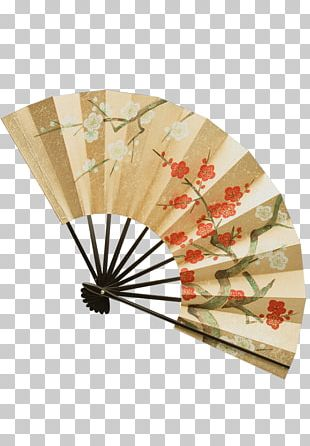 China Hand Fan PNG