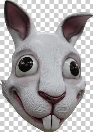 Funny Rabbit Mask PNG