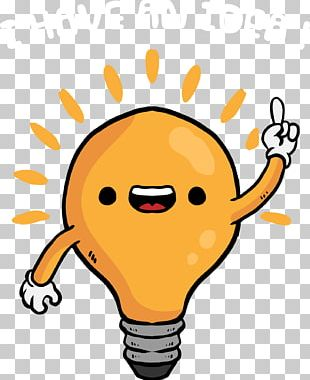 Cartoon Light Lamp PNG