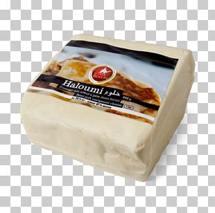Milk Halloumi Processed Cheese Flavor PNG