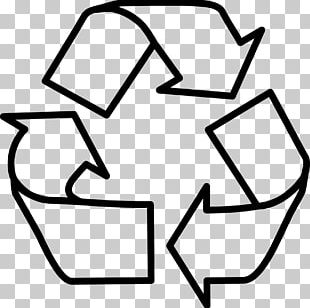 Recycling Symbol Recycling Bin Waste Hierarchy Label PNG