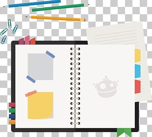 Paper Notebook Icon PNG