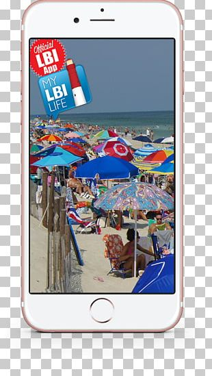 LONG BEACH ISLAND Smartphone IPhone PNG