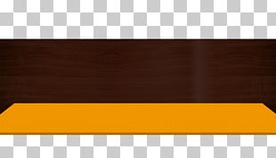 Wood Stain Varnish Floor Yellow PNG