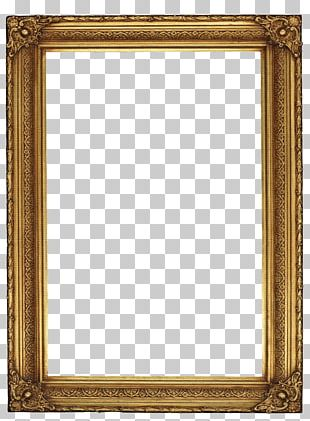 Frames Gold Stock Photography Decorative Arts Ornament PNG