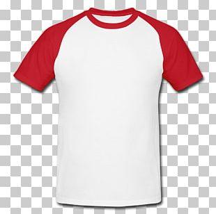 T-shirt Raglan Sleeve Fruit Of The Loom PNG