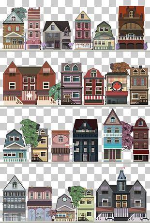 House Graphic Design Illustration PNG