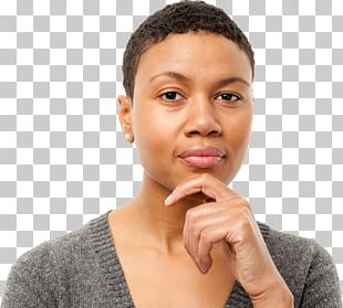 Woman Thought Icon PNG