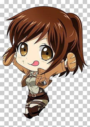 A.O.T.: Wings Of Freedom Hange Zoe Attack On Titan Chibi Armin Arlert PNG