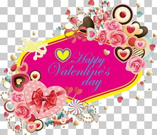 Valentines Day Computer File PNG