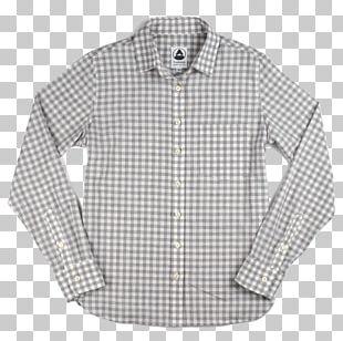 Dress Shirt T-shirt Button Sleeve PNG