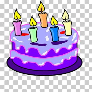 Birthday Cake Happy Birthday To You Wish Party PNG