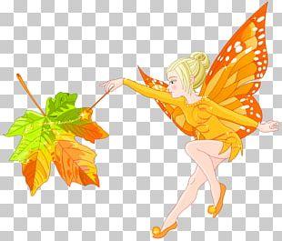 Fairy Autumn Fairie Festival PNG