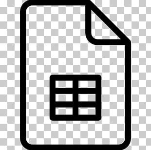 Computer Icons Spreadsheet Microsoft Excel Encapsulated PostScript PNG