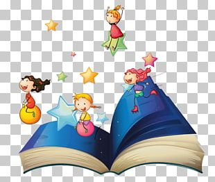 Fairy Tale Book PNG