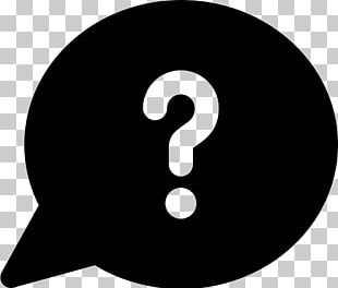 Speech Balloon Question Mark Computer Icons PNG