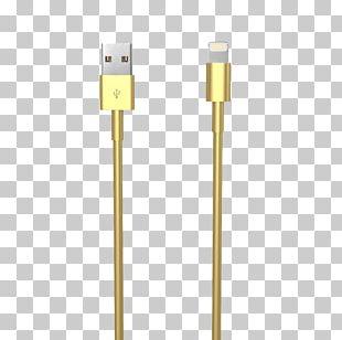 M1V 3G5 Lightning Electrical Cable Apple USB PNG