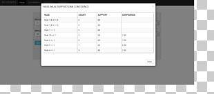 Affinity Analysis Computer Software Data Mining Web Development Visual Basic PNG
