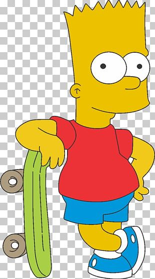 Bart Simpson Homer Simpson Marge Simpson Lisa Simpson The Simpsons: Tapped Out PNG