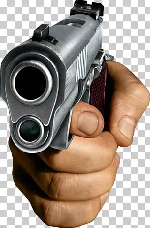 Firearm Rifle Pistol Handgun PNG
