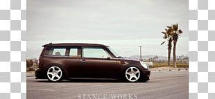 MINI Cooper MINI CLUBMAN Mini Hatch Car PNG