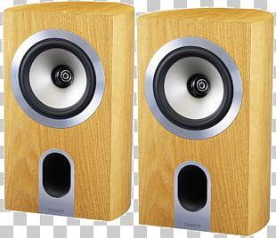 Subwoofer Studio Monitor Computer Speakers Tannoy Loudspeaker PNG