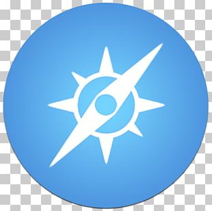 Electric Blue Symbol Sky Circle PNG