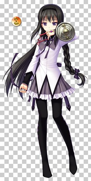 Homura Akemi Sayaka Miki Madoka Kaname Mami Tomoe Kyubey PNG