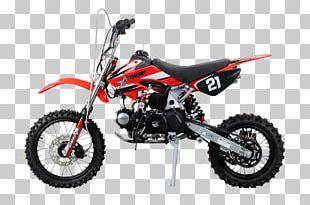 Motorcycle Pit Bike Motocross All-terrain Vehicle Minibike PNG