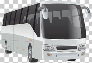 Bus Illustration PNG