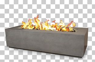 Fire Pit Fireplace Mantel Natural Gas PNG
