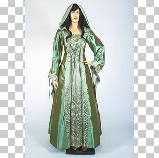 Robe Costume Design Gown PNG