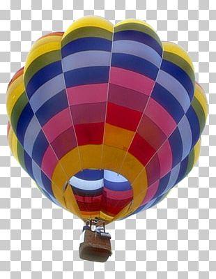 Hot Air Balloon Airship Toy Balloon Aerostat PNG