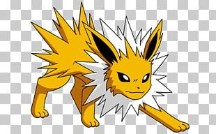 Pokémon X And Y Jolteon Eevee Flareon PNG