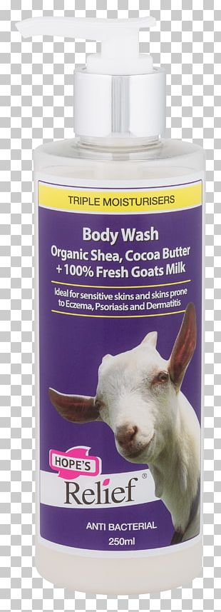 Goat Milk Lotion Goat Cheese PNG