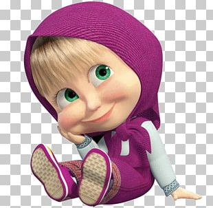 Masha And The Bear Television Show Animation PNG