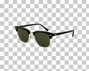 ad09b8977cffe Ray-Ban Clubmaster Classic Browline Glasses Ray-Ban Wayfarer Sunglasses PNG