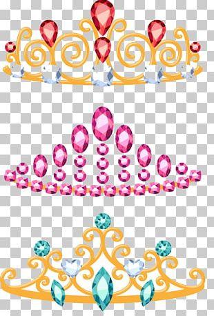 Crown Cartoon Diadem Tiara PNG