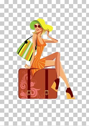 Fashion Illustration Drawing Girl PNG